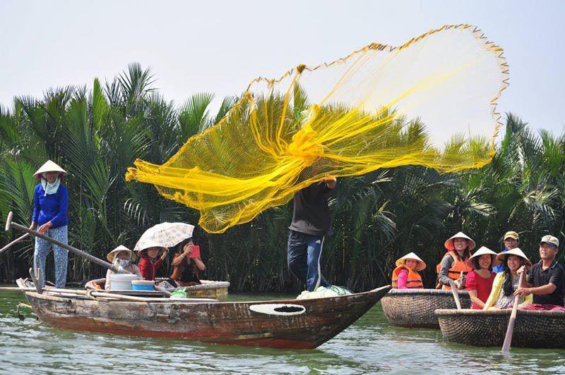 water coconut village hoi an