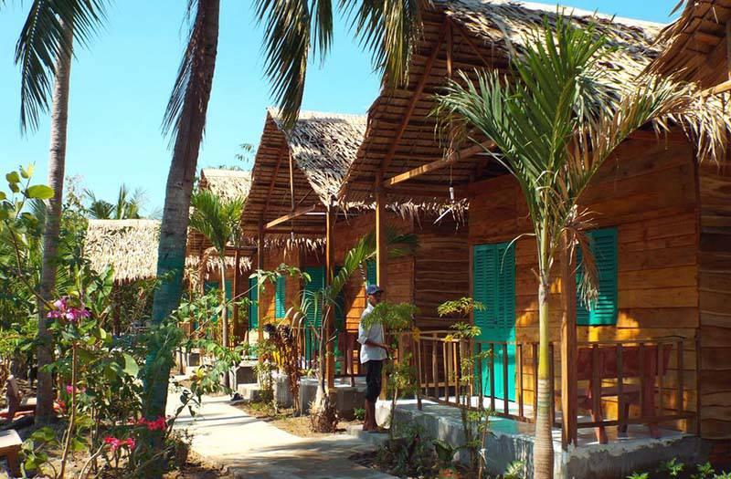 green garden homestay mekong delta