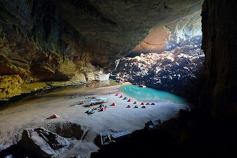 Hang En Phong Nha - En cave