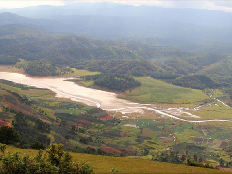 lang biang mountain dalat