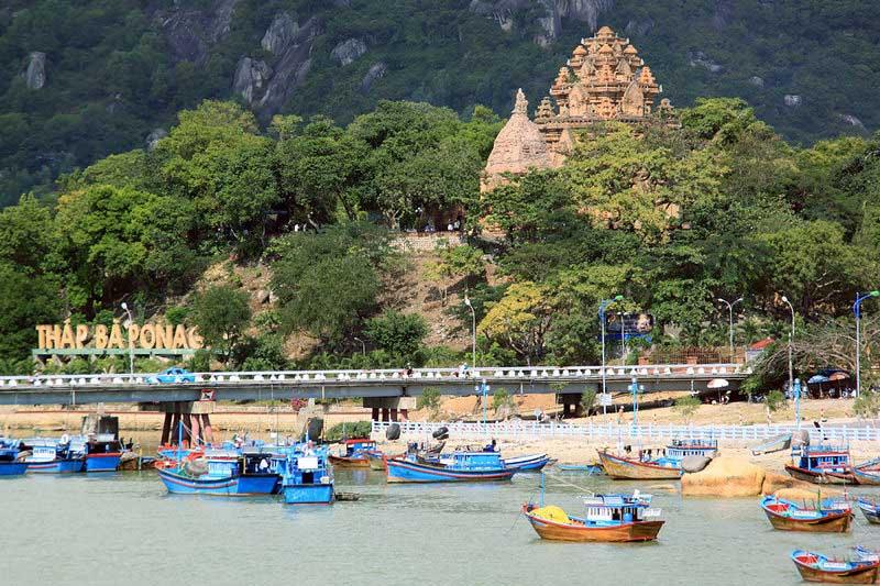 Po Nagar Cham Towers Nha Trang