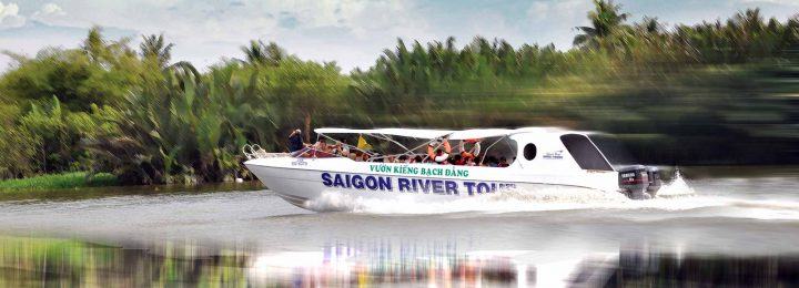 mekong delta tour by speed boat