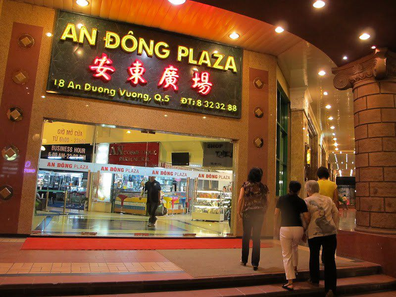 an dong plaza saigon