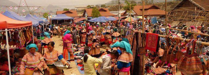 bac ha market tour
