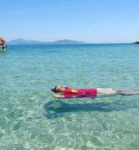 unwind at beach Nha Trang