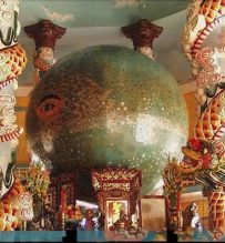 cao dai temple and religous