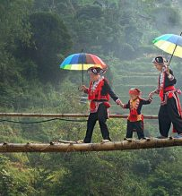 Sapa local ethnic people