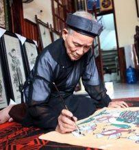 Dong Ho artisian