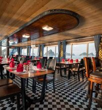 estella cruise halong day tour