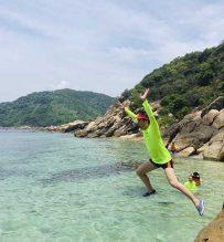 han river cruise to son cha island