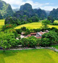 Hoa lu - Tam Coc