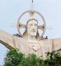 jesus christ statue vung tau