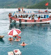 nha trang boat trip