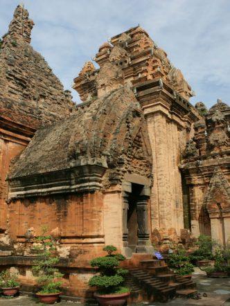 Po Nagar tower Nha Trang