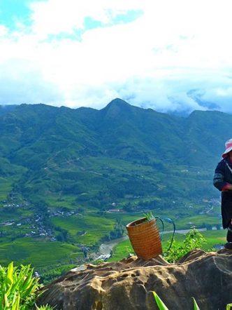 sapa ethnic people