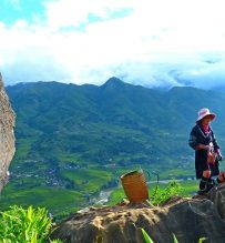 sapa ethnic people
