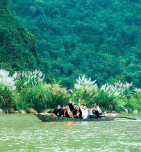 Thung Nham boat trip
