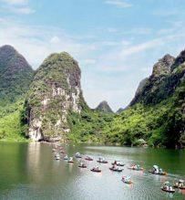 Trang An complex