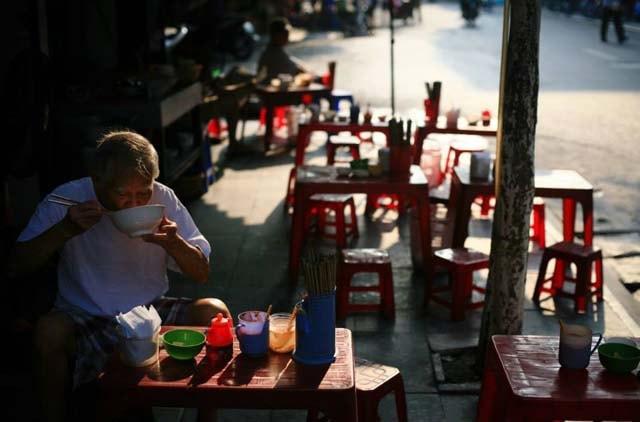 Breakfast Hanoi