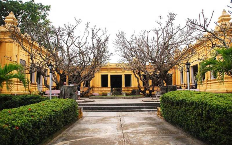 Cham museum Da Nang