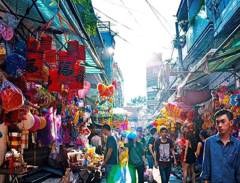 chinatown ho chi minh