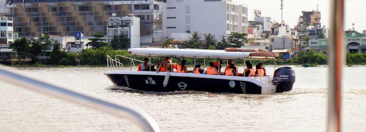 cu chi tunnels by speedboat