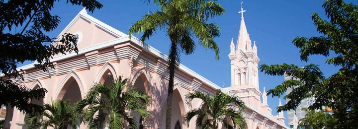Da Nang Cathedral (Pink Church)