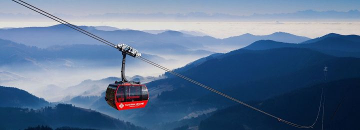 Cable Car to Fansipan Peak
