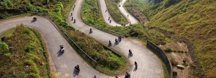 Discover Ha Giang Loop on Motorbike