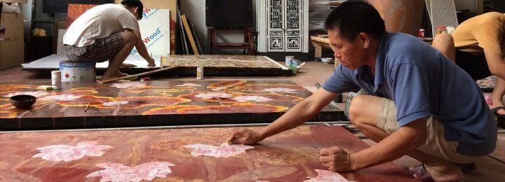 hands on art & craft experience hanoi