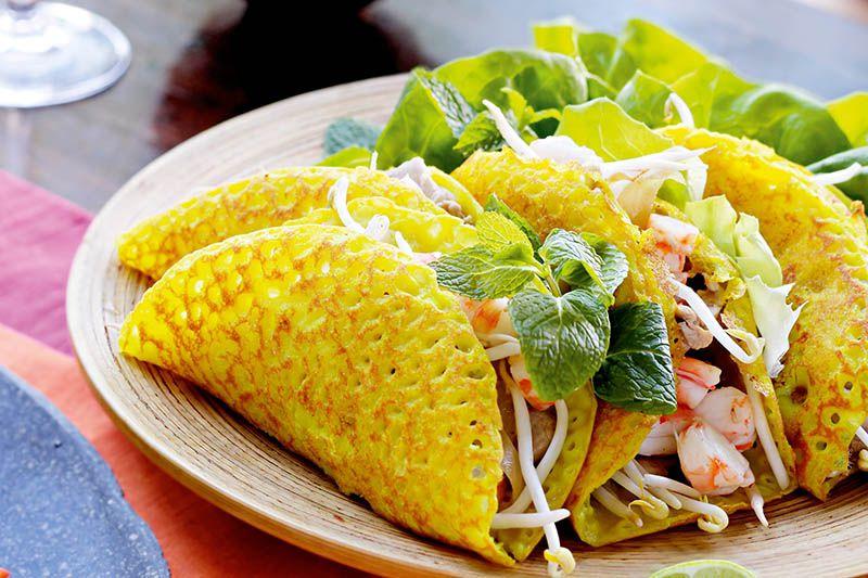banh xeo hoi an street food