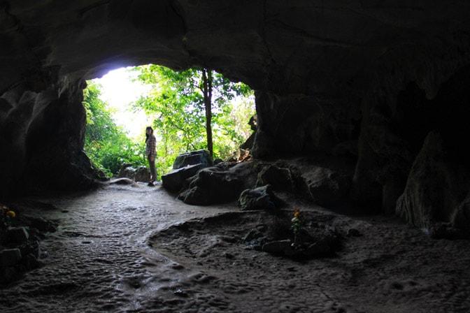 Cuc Phuong prehistoric cave
