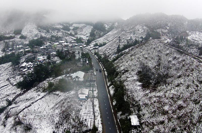 sapa in winter