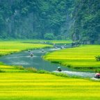 Hoa Lu – Tam Coc tour