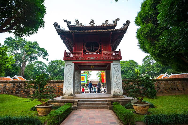 Khue Van Pavilion - Khue Van Cac