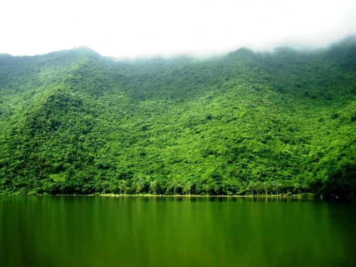 yen quang lake cuc phuong